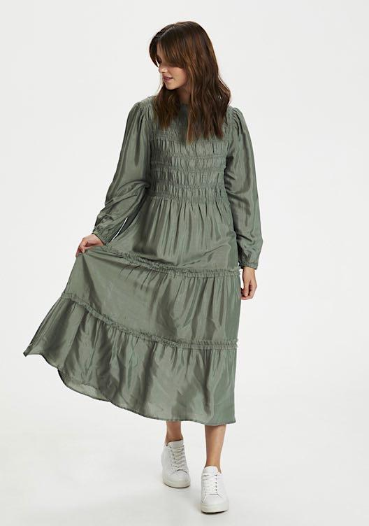 Smockia Dress *Agave Green*